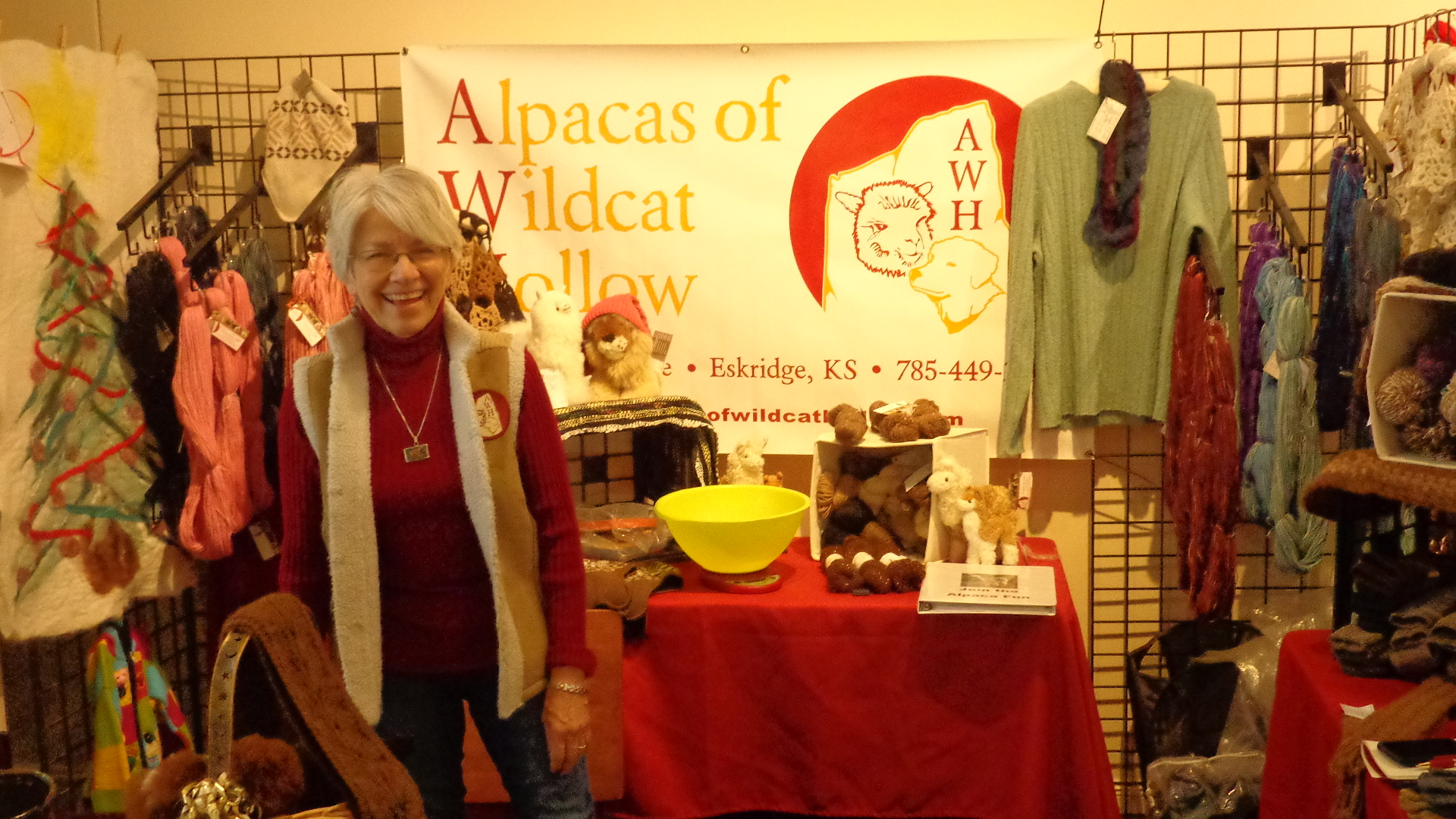 Winter Woolfest 2014021