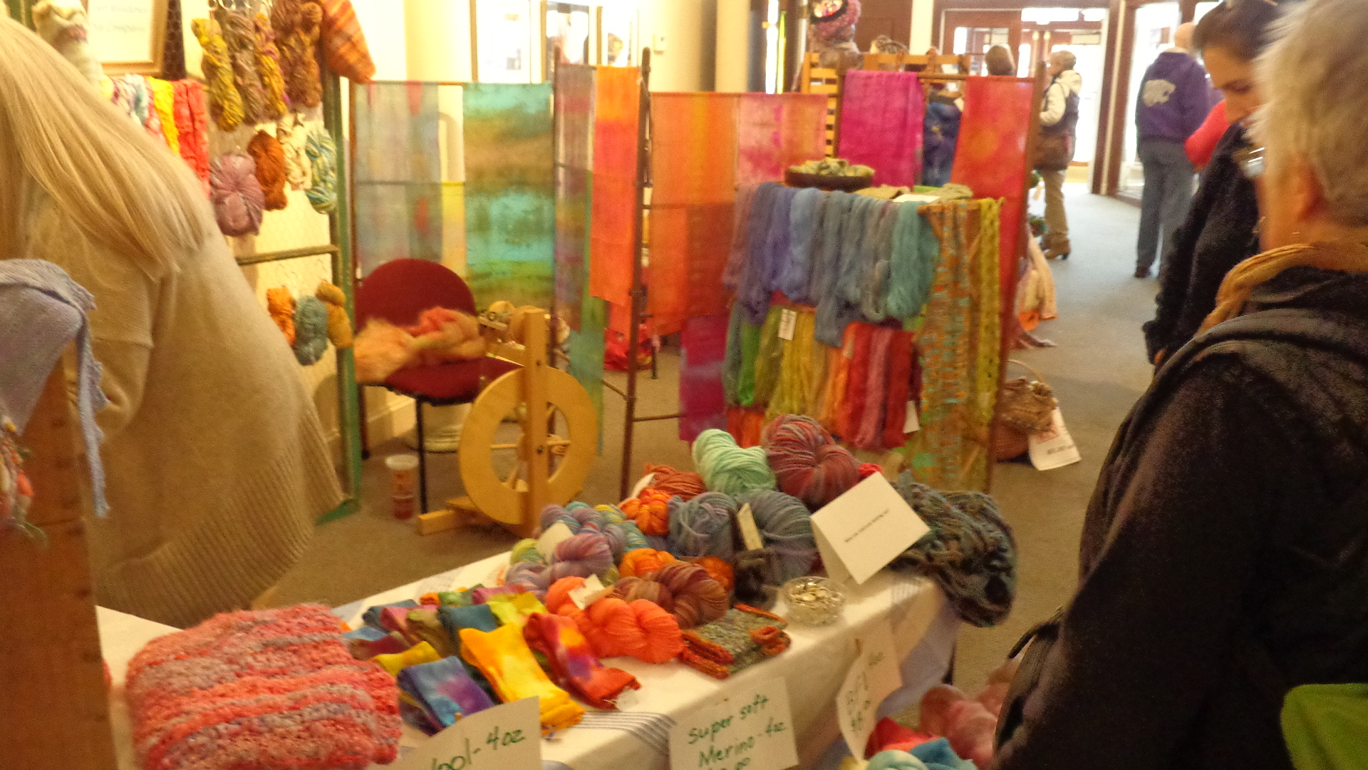 Winter Woolfest 2014020