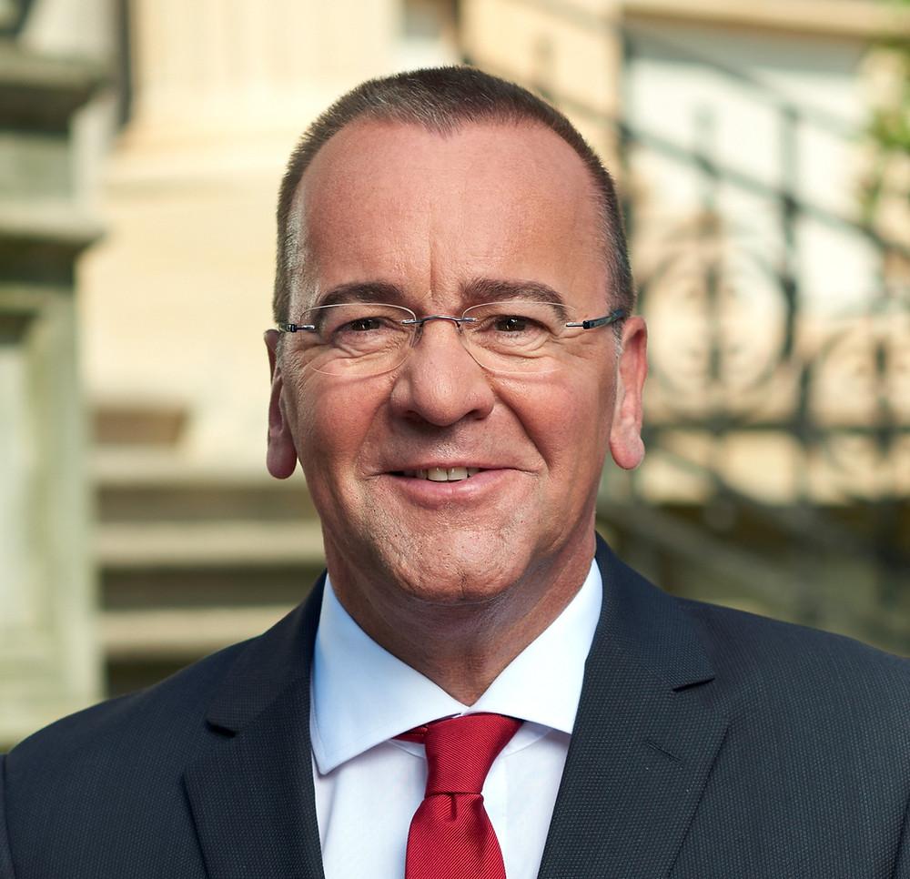 Boris Pistorius - Minister für Inneres und Sport des Landes Niedersachsen