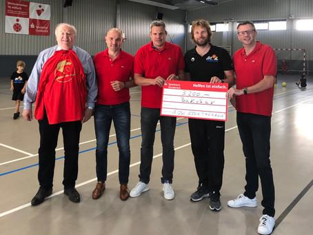 """3.200 € für BaKoS """"Die Osnabrücker Ballschule e.V."""""""