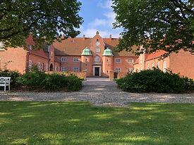 Anneberg Kulturpark administrationsbygningen nykøbing sjælland