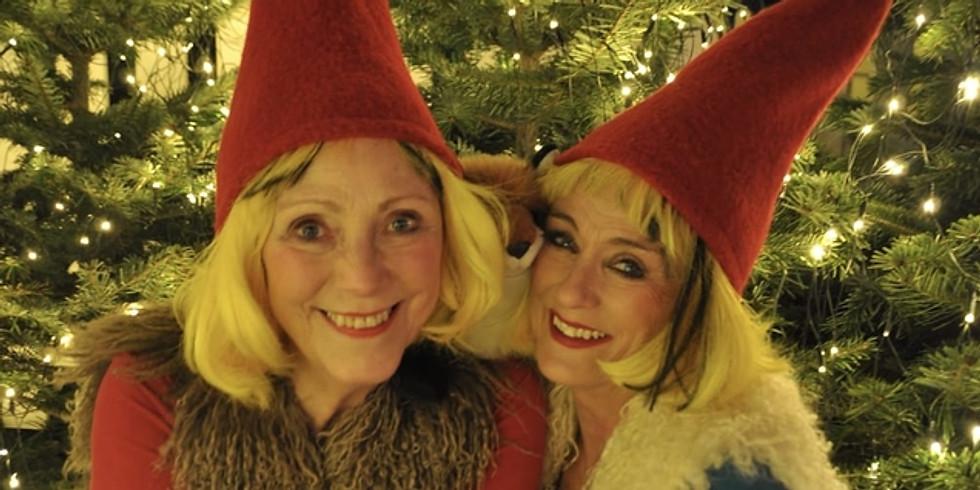 Julefis med Trille og Tralle