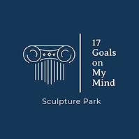 17 goals on my mind logo skulptur park