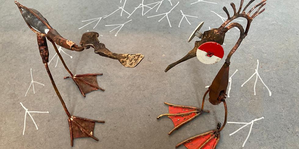 Kunstnerfløjen sætter SPOR i Pinsen