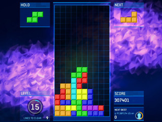 Tetris lined up for blockbuster movie treatment
