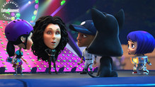 Cher Voices Her Own Bobblehead in New Animated Bobbleheads Trailer