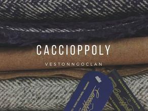 Caccioppoly – Sự chắt lọc tinh tế đến từ Naples (Italy)