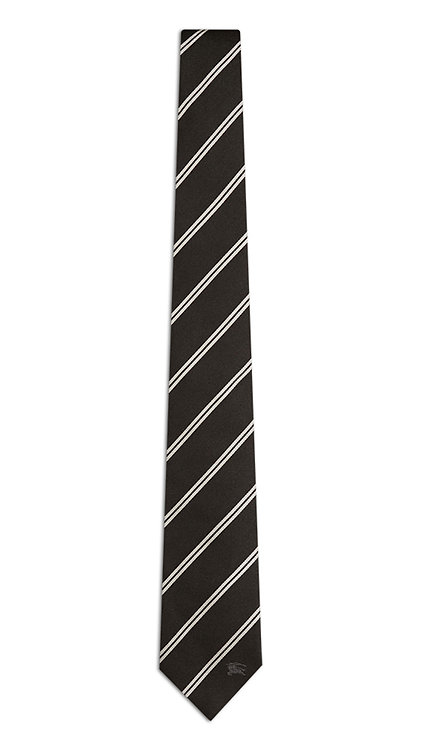 Cavat - Striped BW