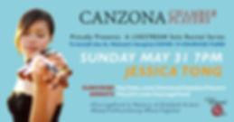 Canzona Jessica Tong May 31 Banner.jpg