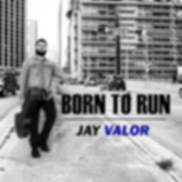 born to run, Jay Valor, south florida, miami,  black and white, guitar