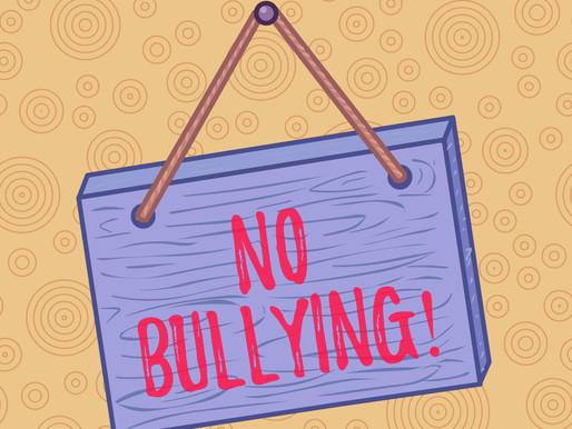 Harassment - Anti Bullying Week