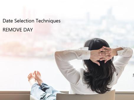 Date Selection Techniques.