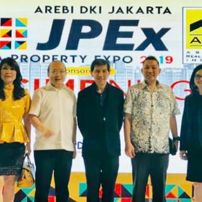 Talk at Jakarta Property Expo 2019