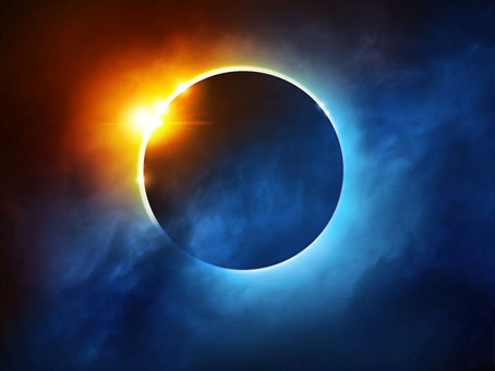 2019 Annular Solar Eclipse.
