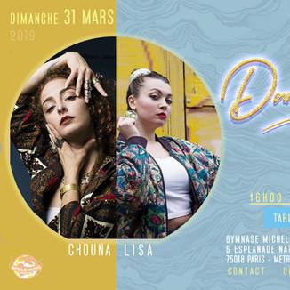 Dancehall par Lisa et Chouna @Invictus Crew