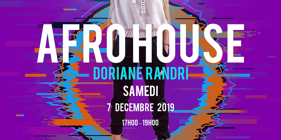 Stage d'Afrohouse par Doriane Randri
