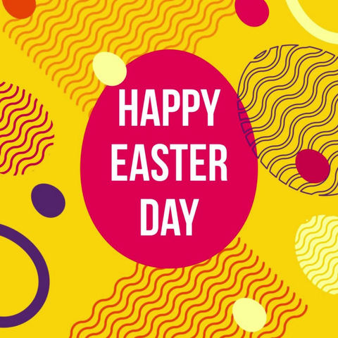 Happy Easter ! Joyeuses Pâques !