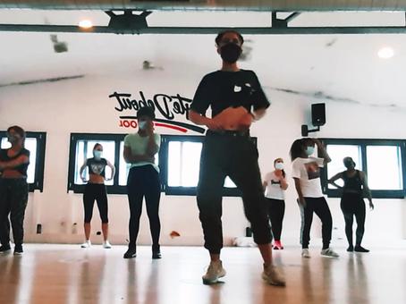 Mypower by Beyoncé challenge - choréo by @Faciné l'Eclipse