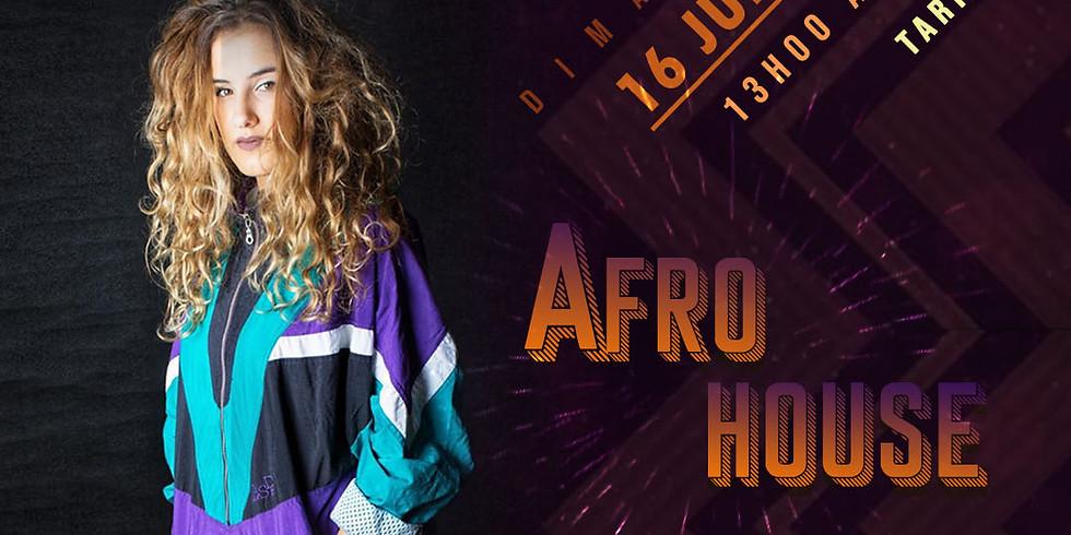 DIMANCHE 16 JUIN 2019 : stage d'afrohouse par Doriane Randri (Studio MRG)