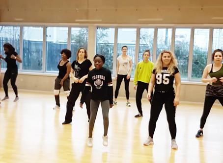 Back to afrodanceschool avec Mado !