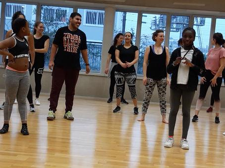 Stage Afro de ouf avec Ludivine Castille !
