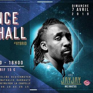 Dancehall Hybrid par Jay Jay @ Invictus