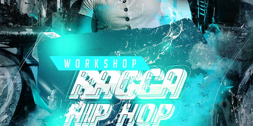 Stage de ragga hip hop par Ryn'Low au Carreau du Temple