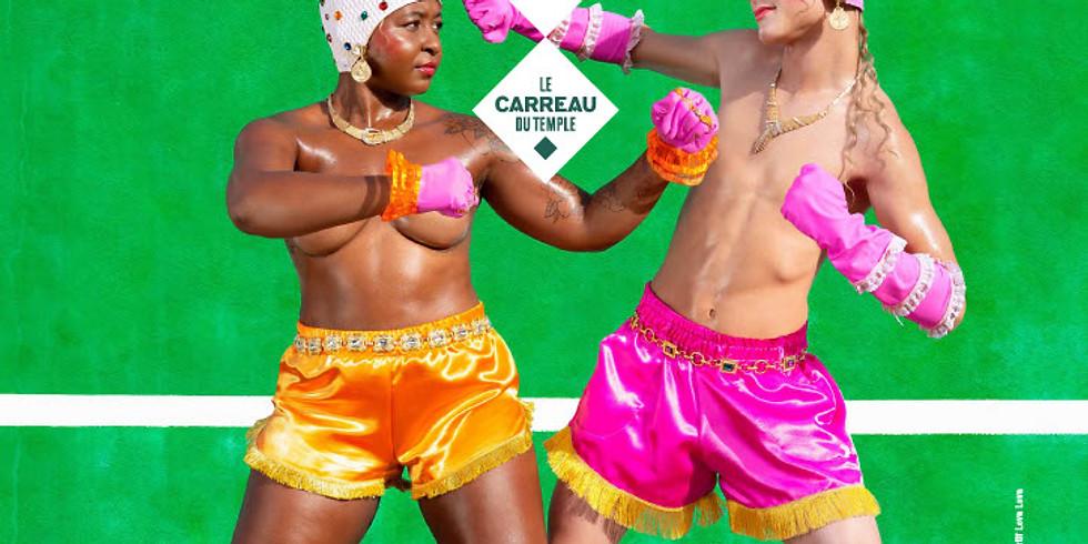 Workshops d'afrobeatz et d'afrohouse avec Lionel Vero et  Mado au Jogging du Carreau du Temple