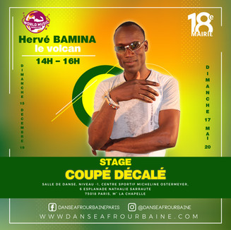 Flyer Herve Bamina coupe decale 15 dec 1