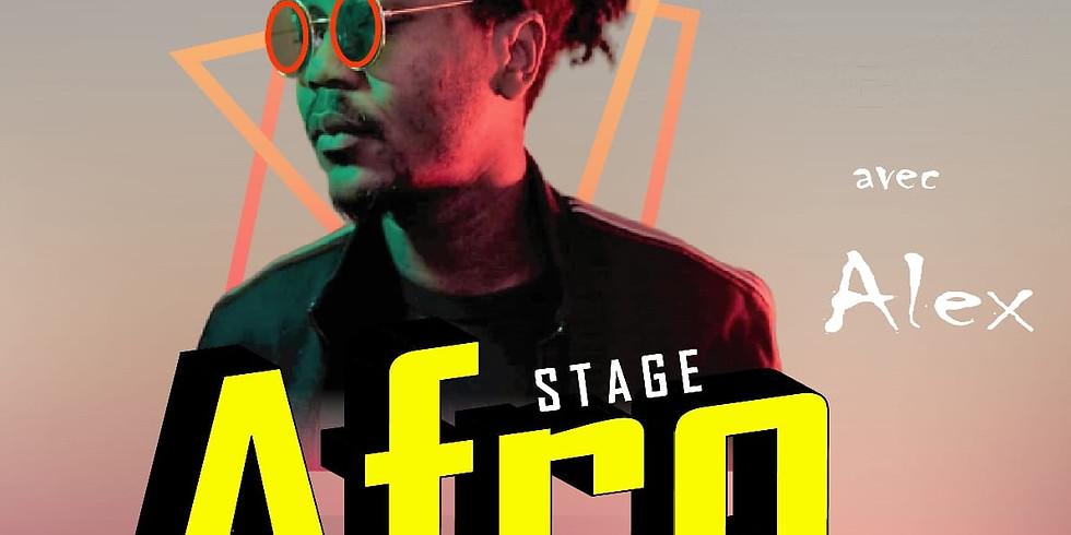 Stage AFRO par Alex Maxime