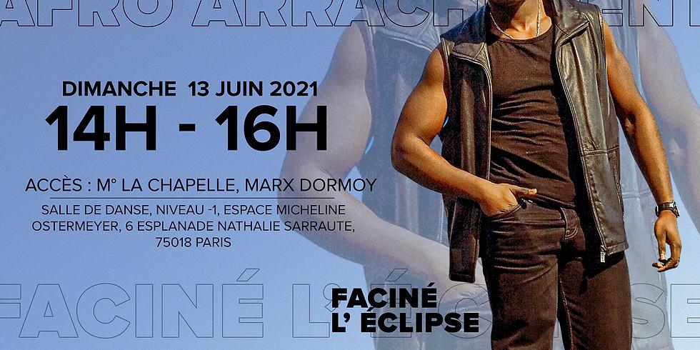 Stage d'afro arrachement  avec Faciné l'Eclipse !