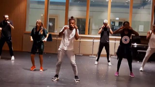 Dimanche 13 sept, workshop de danse afro avec Boun & Lionel !