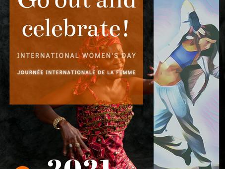 Challenge #3 spécial mois de la Femme !