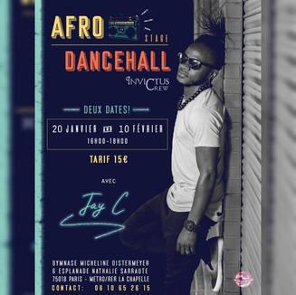 afrodancehall par Jay C Val