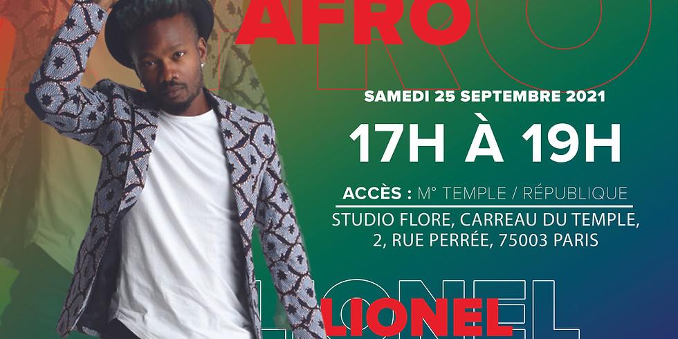 Back to Afrodance school au Carreau du Temple avec Lionel de Invictus Crew ! (1)