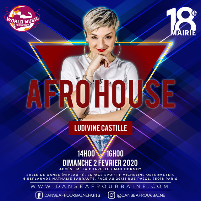 Ludiviee Castille afrohouse 02022