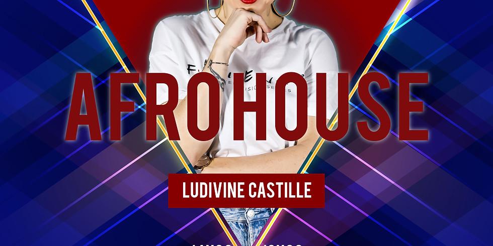 Stage d'afrohouse par Ludivine Castille