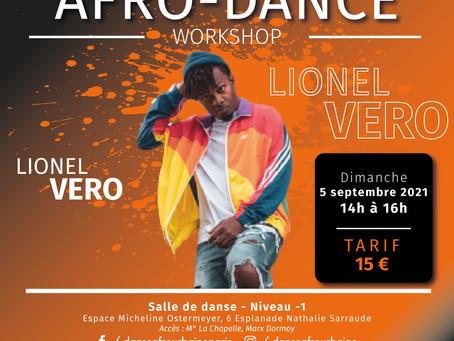 Back to afrodance school ! C'est la rentrée !