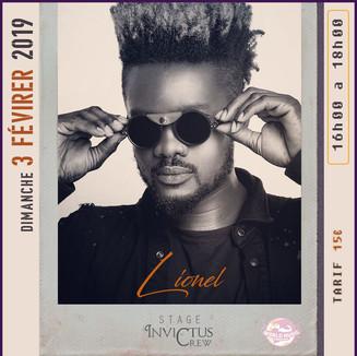 Afrobeatz par Lionel @ Invictus Crew