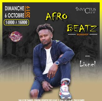 flyer Lionel 6 octobre afrobeatz .png