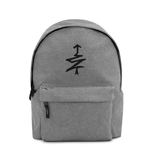 DREAM Arrow Embroidered Backpack