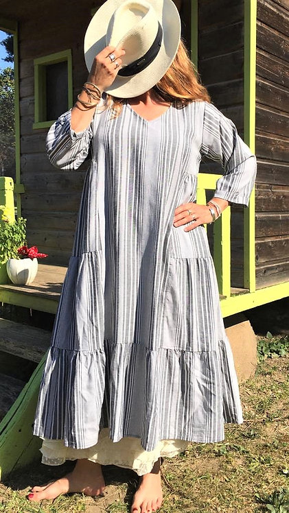 Robe Mum gris