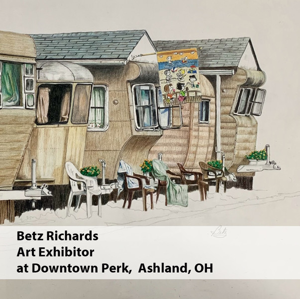 Betz Richards Art Exhibitor