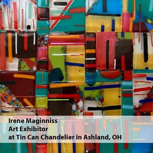 Irene Maginniss Art Exhibitor