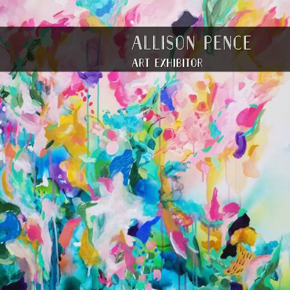 Allison Pence  painting