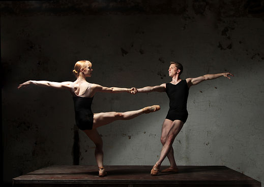Trumbo and Wojtera Neos Dance Theatre