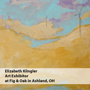 Elizabeth Klingler Art Exhibitor