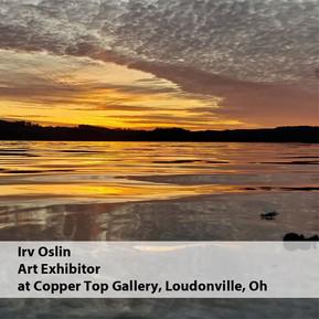 Irv Oslin Art Exhibitor