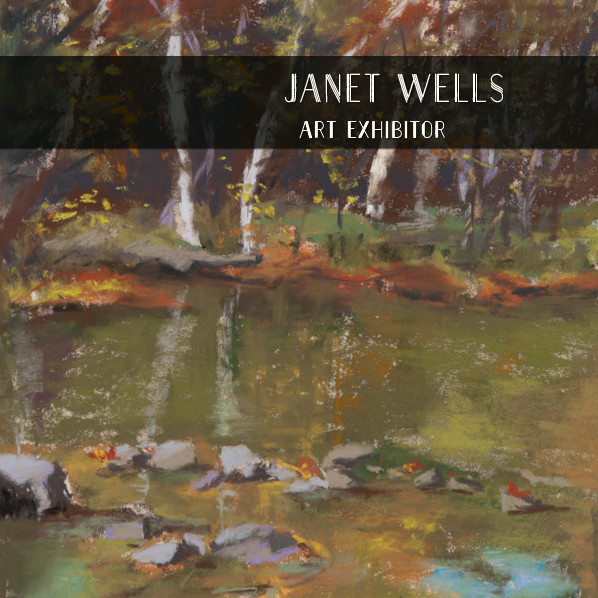 Janet Wells, painting