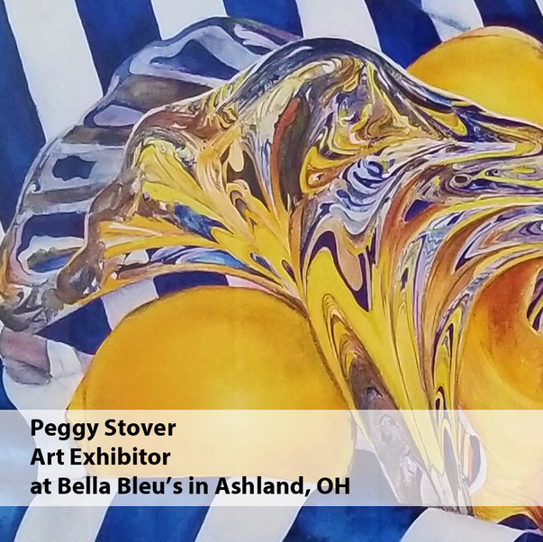 Peggy Stover Art Exhibitor